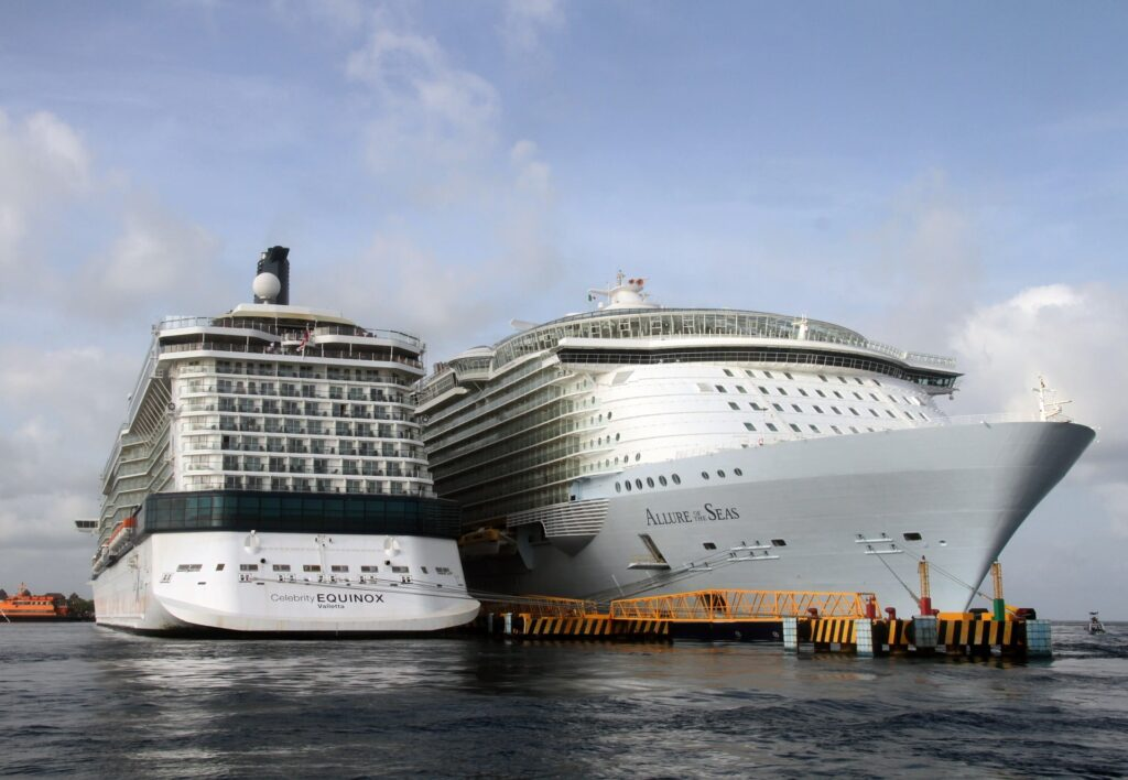 Les destinations et navires de Celebrity Cruises