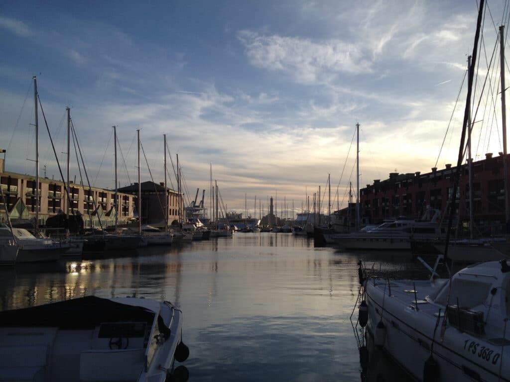 Comment se rendre au port de Gênes ?