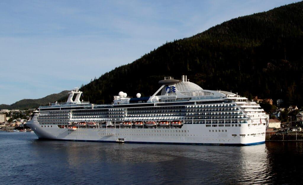Que propose Princess Cruises à bord de ses croisières ?