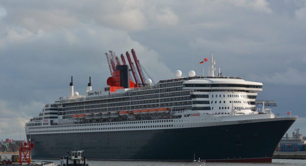 Découvrez la compagnie de croisières Cunard