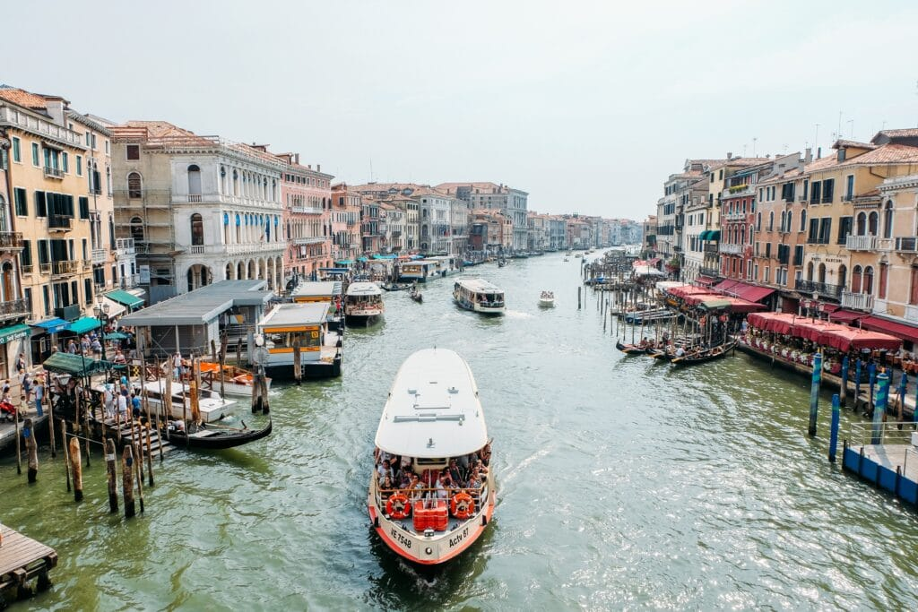 Comment se rendre au port de Venise ?