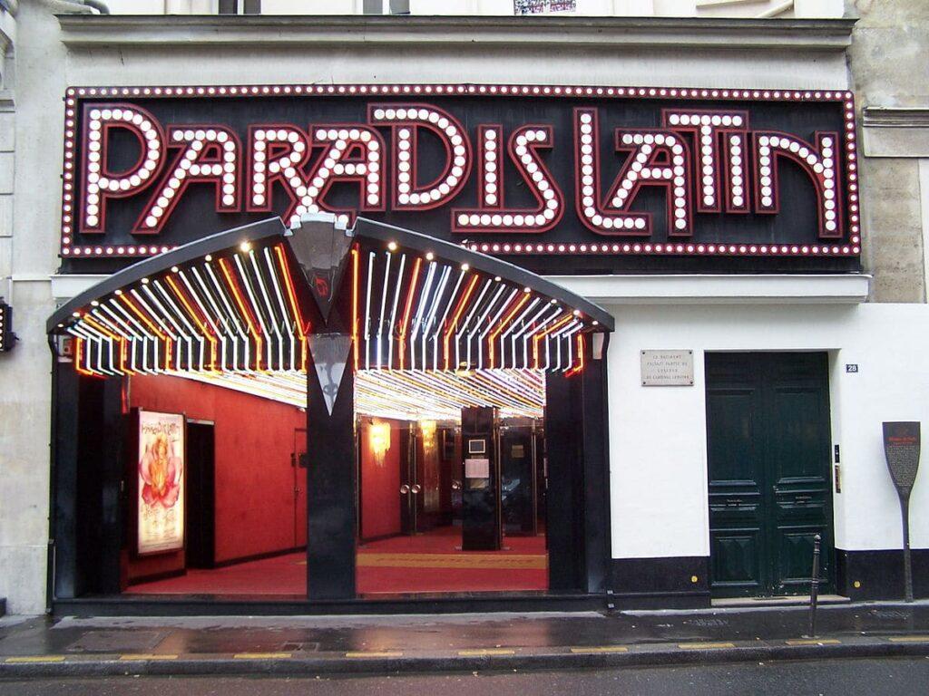 Tout savoir sur le Paradis Latin
