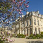 Le palais de l'Elysée, berceau de la République à Paris