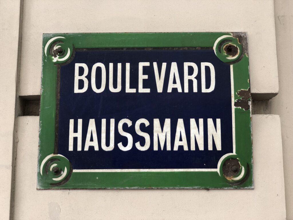 Haussmann-Opéra