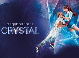 Cirque du Soleil - Crystal Tickets - Cristal
