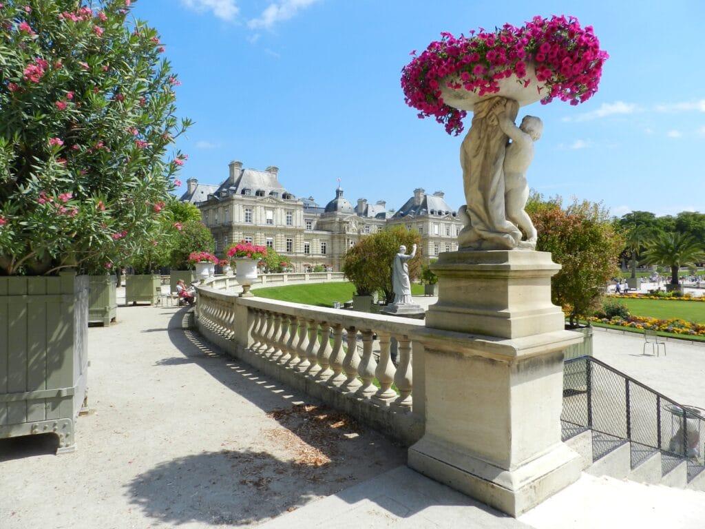 Visiter les Jardins du Luxembourg