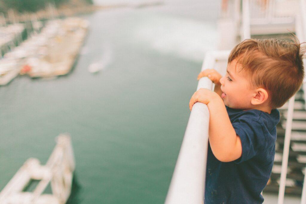 Les croisières en fonction de l'âge des enfants