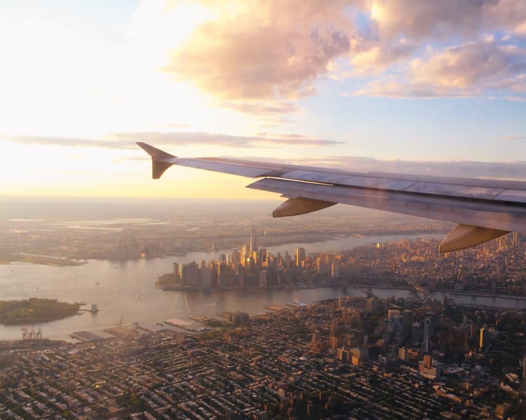 Préparer son voyage à New York : réserver ses billets d'avion