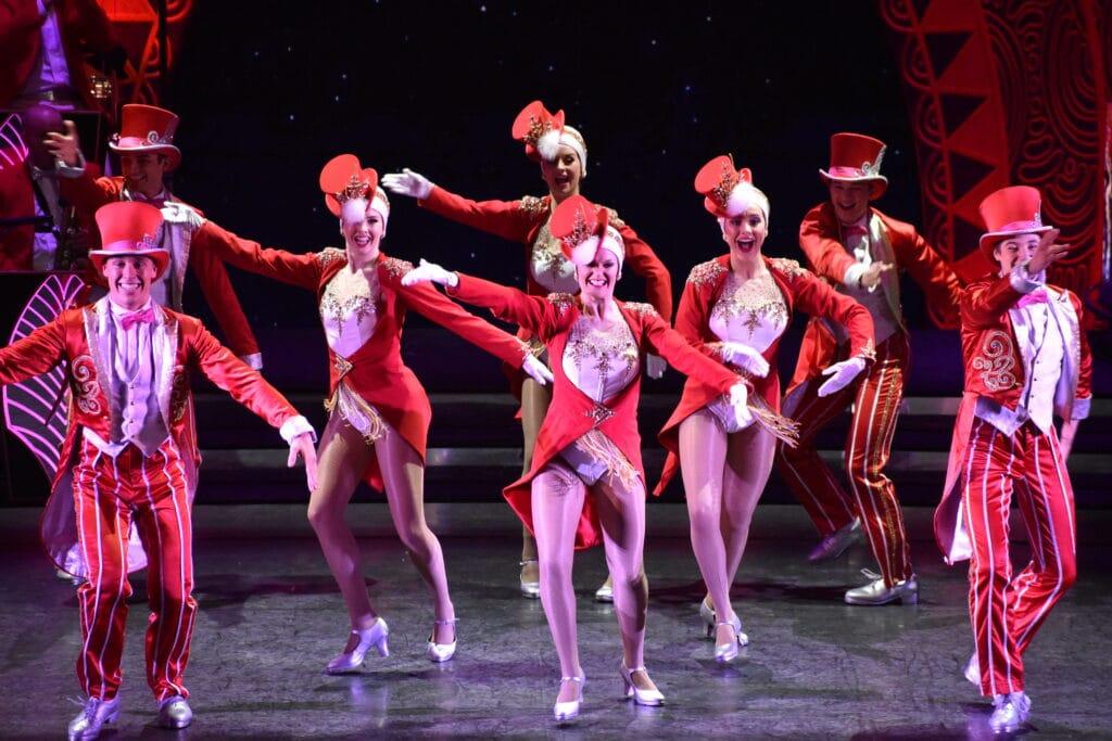 Ballet - Danse moderne