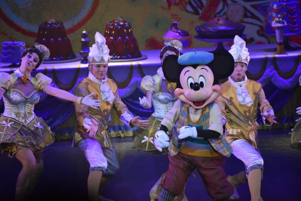 Disneyland Paris - La société Walt Disney