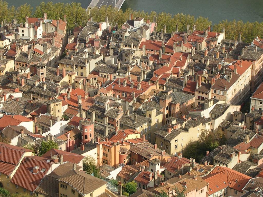 Fourvière - Saône