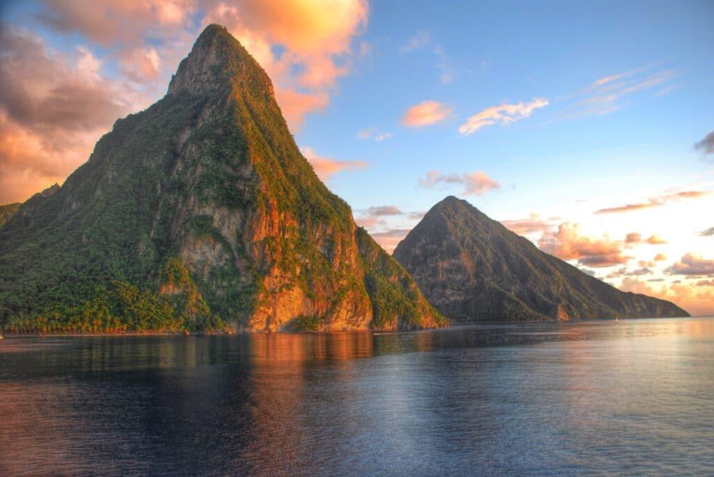 Quelles régions pouvez-vous voir lors d'une croisière dans les Caraïbes ?