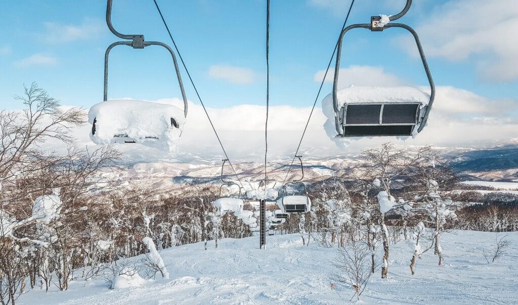 Un coup dur pour les stations de ski