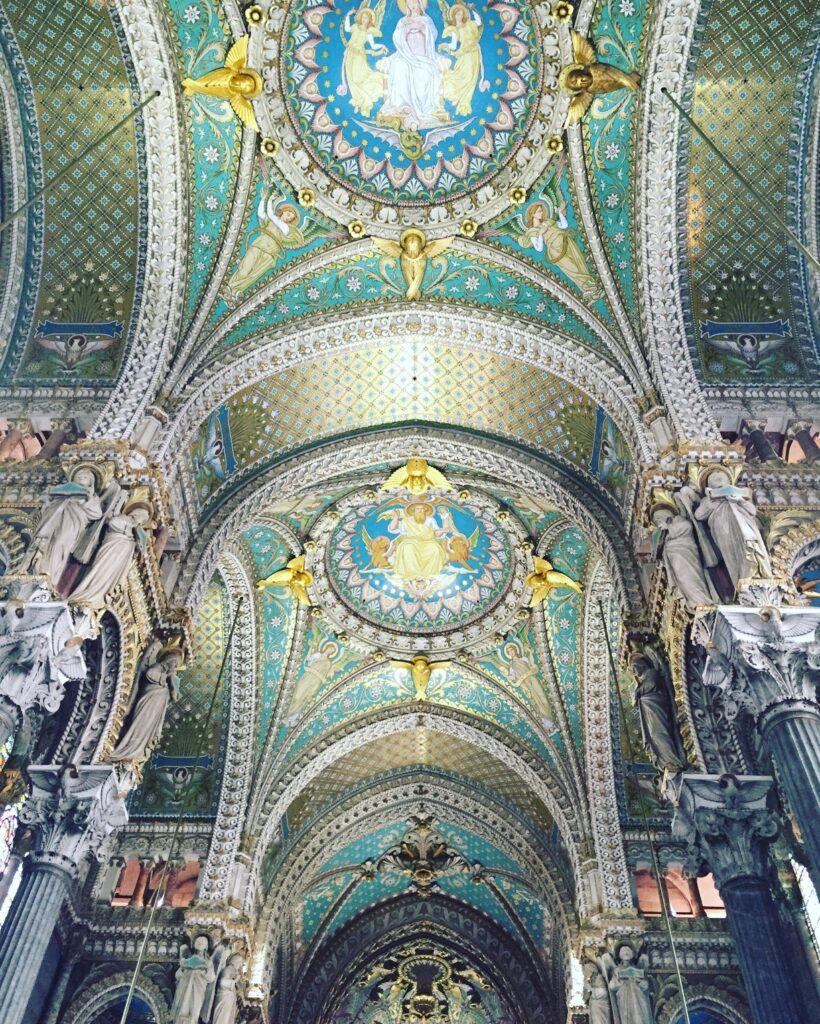 La Basilique Notre Dame de Fourvière - Basilique