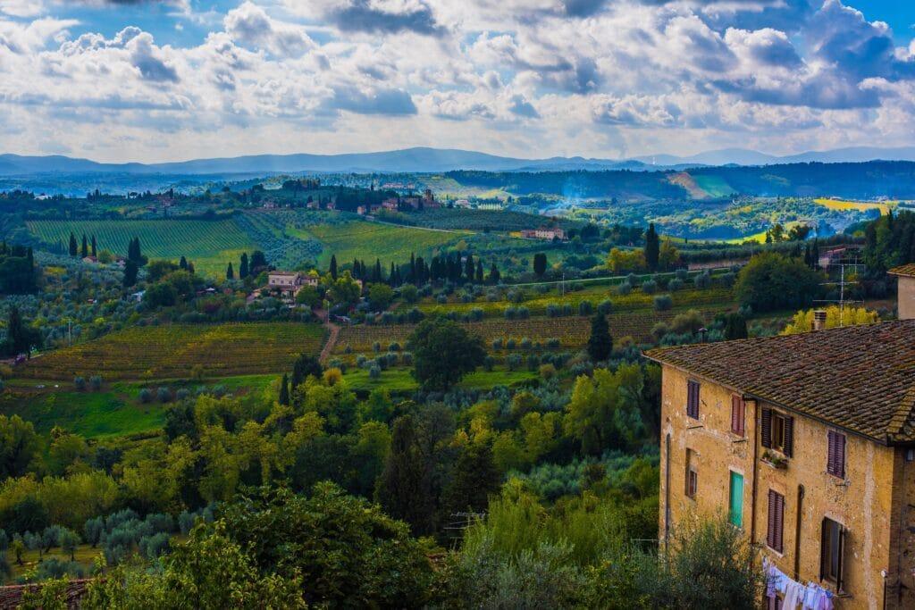 Partir en vacances en camping en Italie
