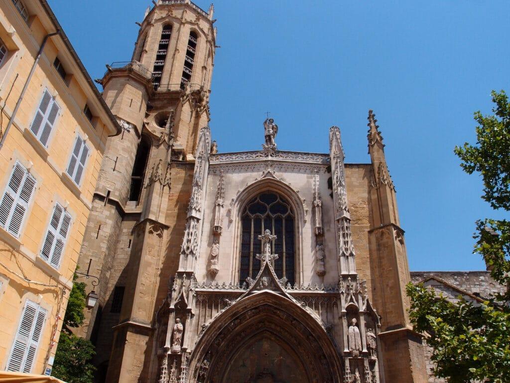 Présentation d'Aix-en-Provence