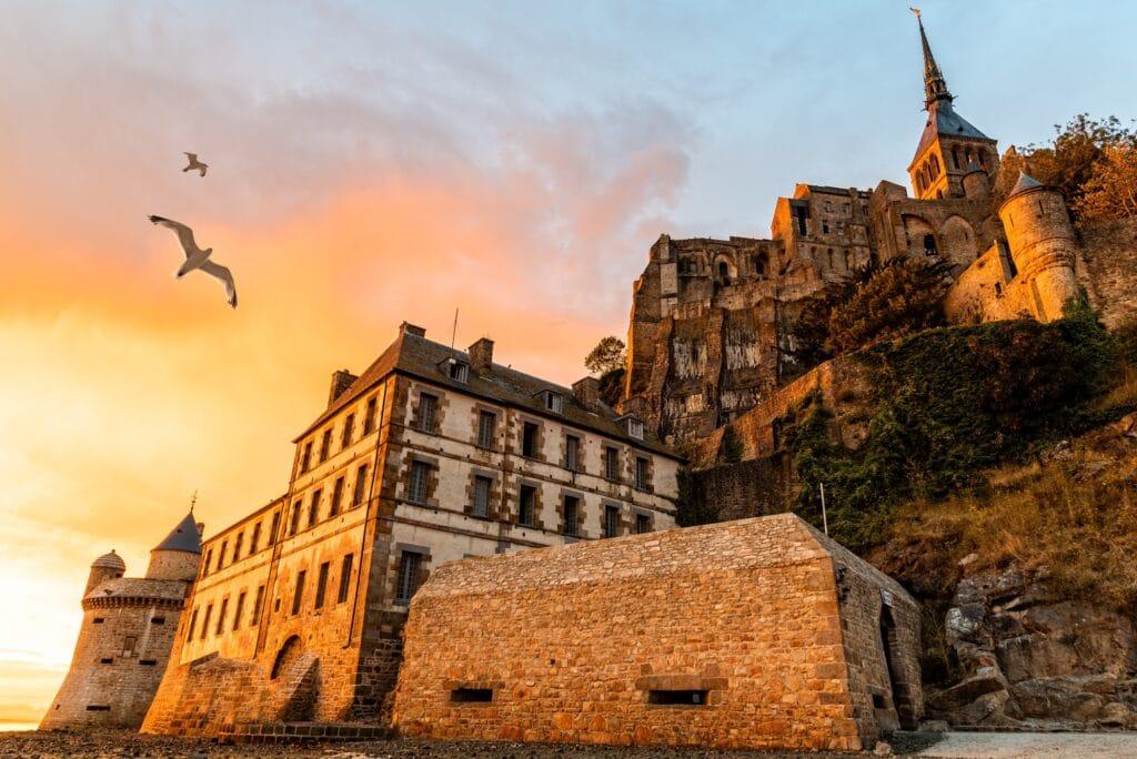 Mont Saint-Michel - Paris