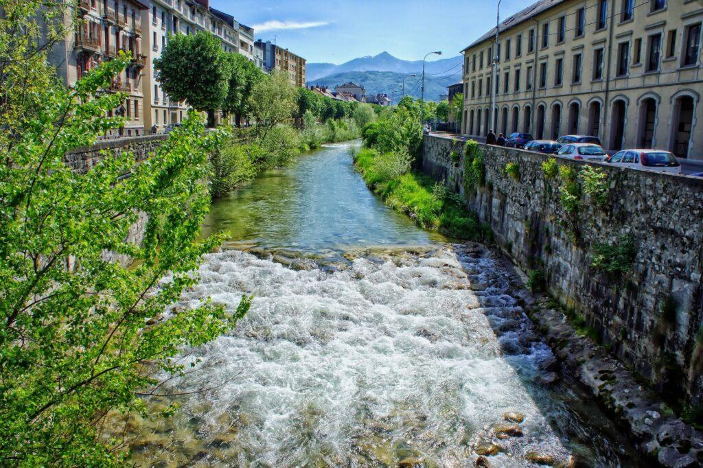 Aller à Chambéry