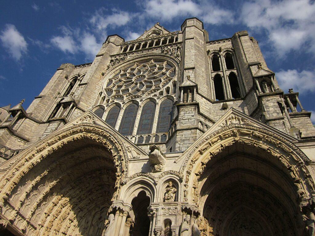 Aller à Chartres