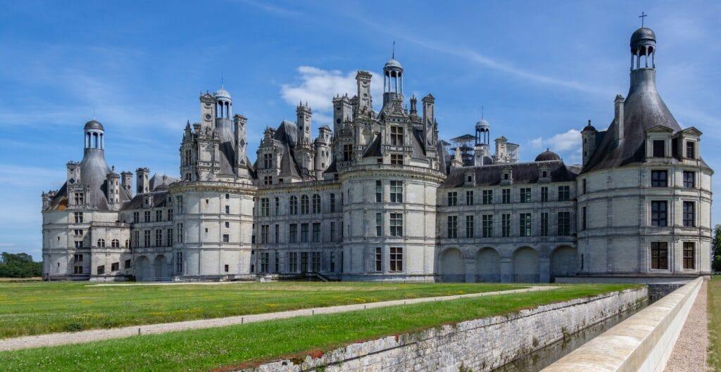 Visiter les châteaux de La Loire