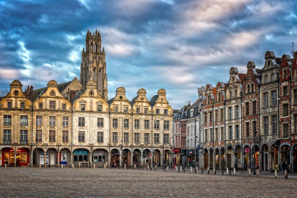 Aller à Arras