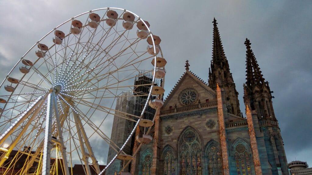 Passer un moment à Mulhouse