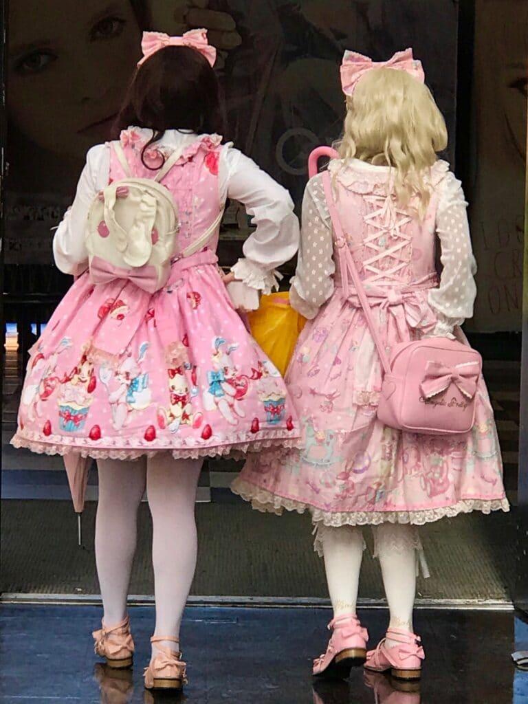 Mode Lolita - Culture du Japon
