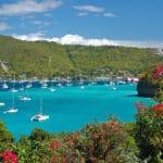 A la découverte des îles Grenadines à bord d'un voilier