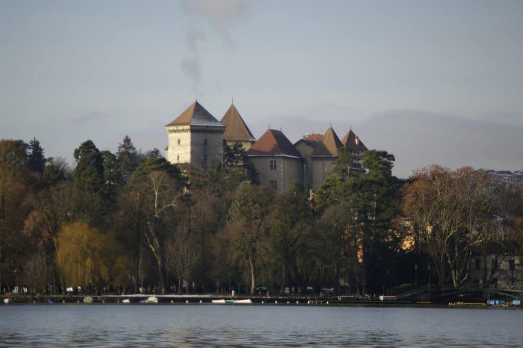 Découvrir le château d'Annecy