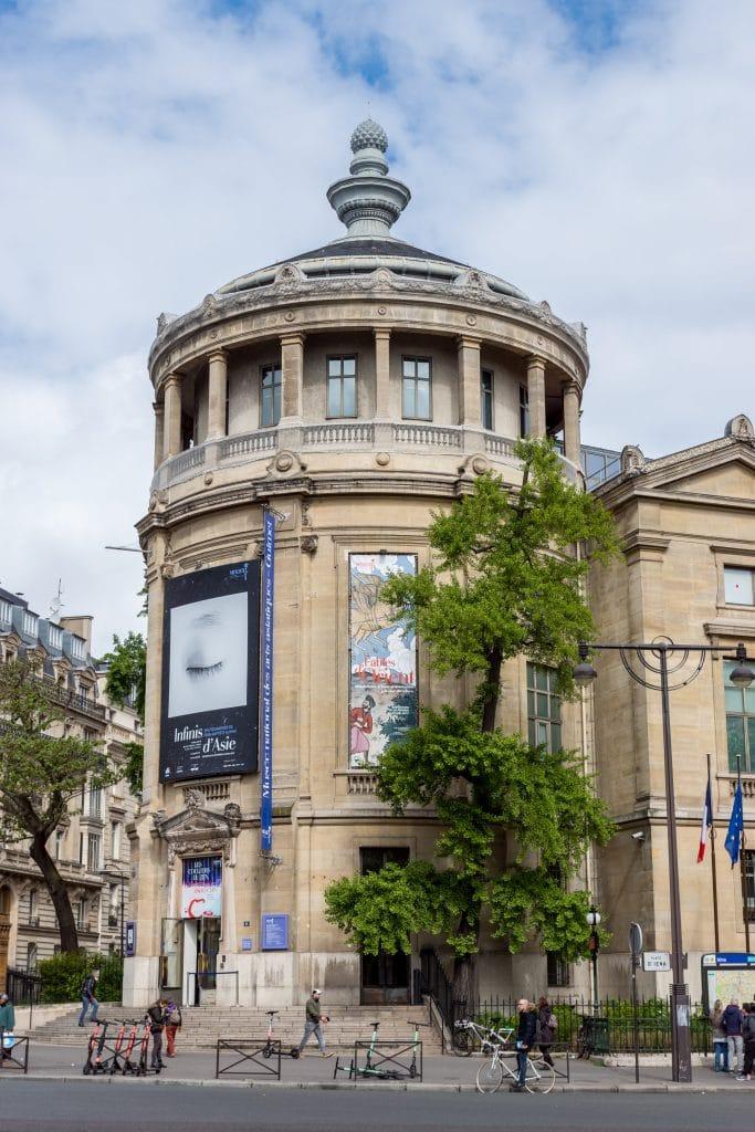Musée national des arts asiatiques Guimet - Musée