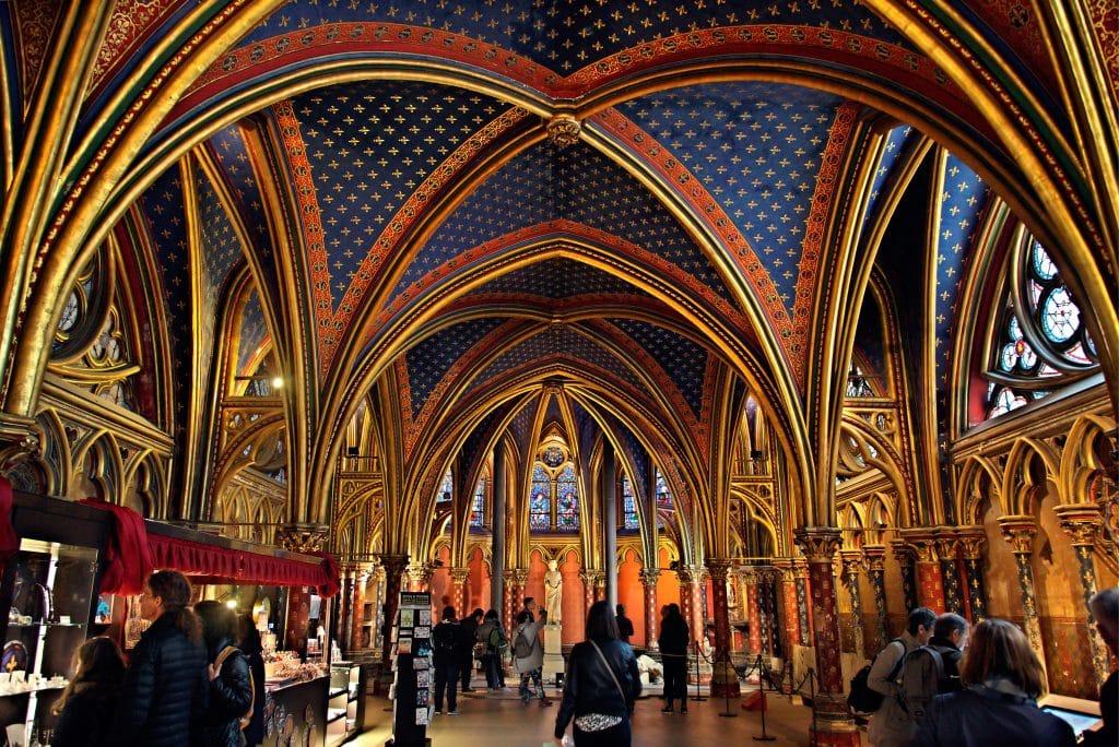 Sainte-Chapelle - Conciergerie