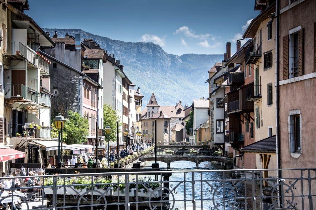 Visiter la vieille ville