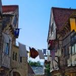Les villages d'époque au Puy du Fou