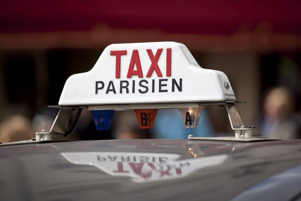 Paris Charles de Gaulle Airport - Taxi