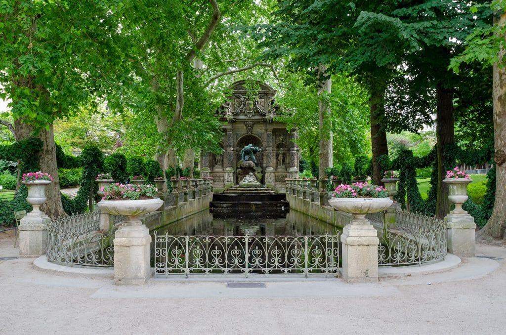 Fontaine Marie De Médicis - Jardins du Luxembourg