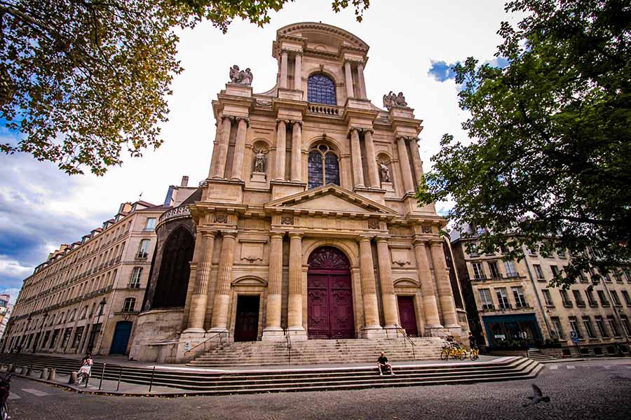 Église Saint-Gervais - Cathédrale Notre-Dame de Paris
