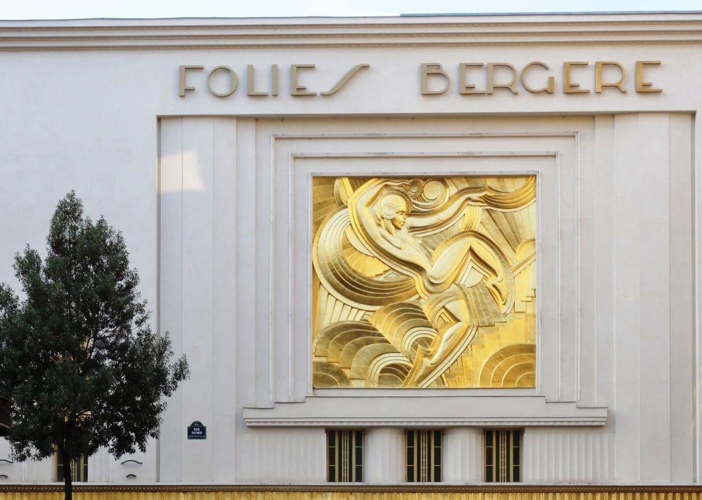 Folies Bergère - Moulin Rouge