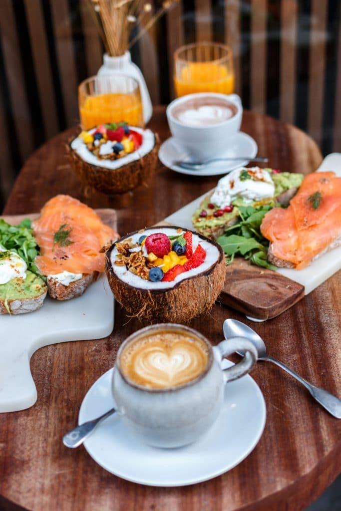Petit-déjeuner - Petit-déjeuner complet