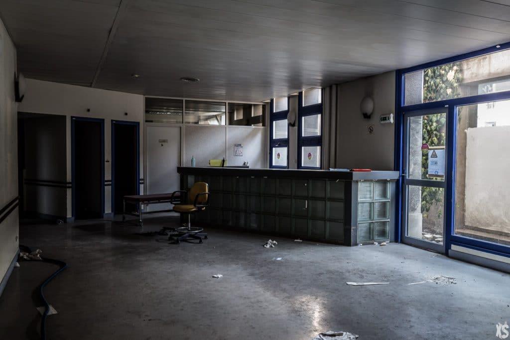 Hôpital - L'hôpital Des Enfants Joe Jill