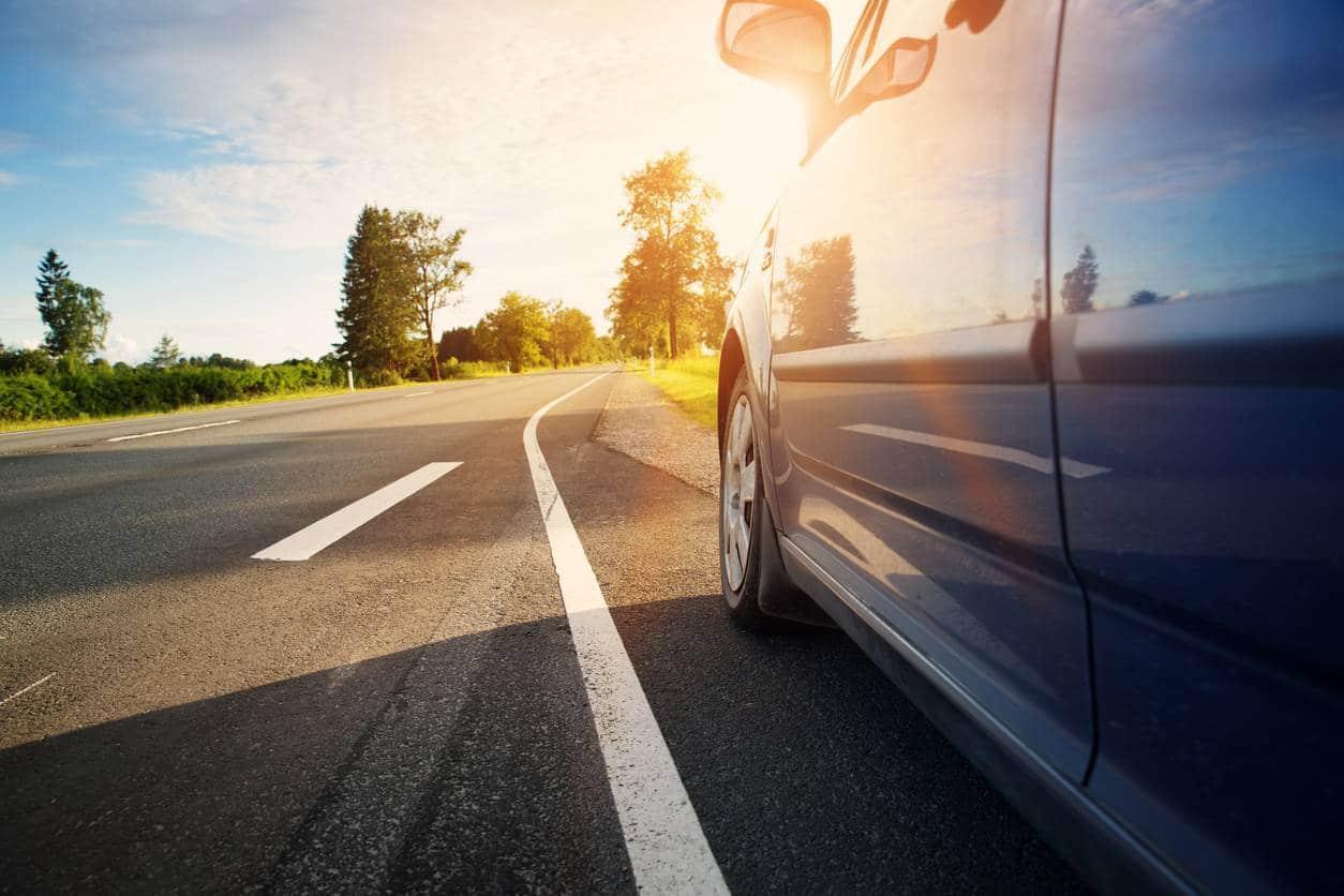 voyager en voiture en toute sécurité