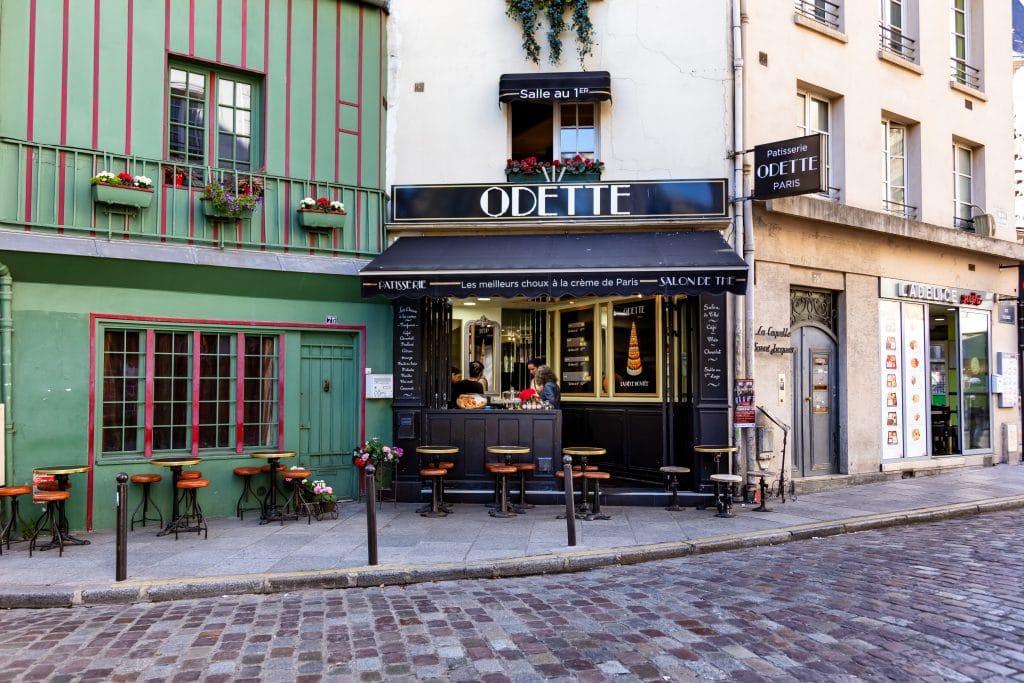 Quartier latin - Prague