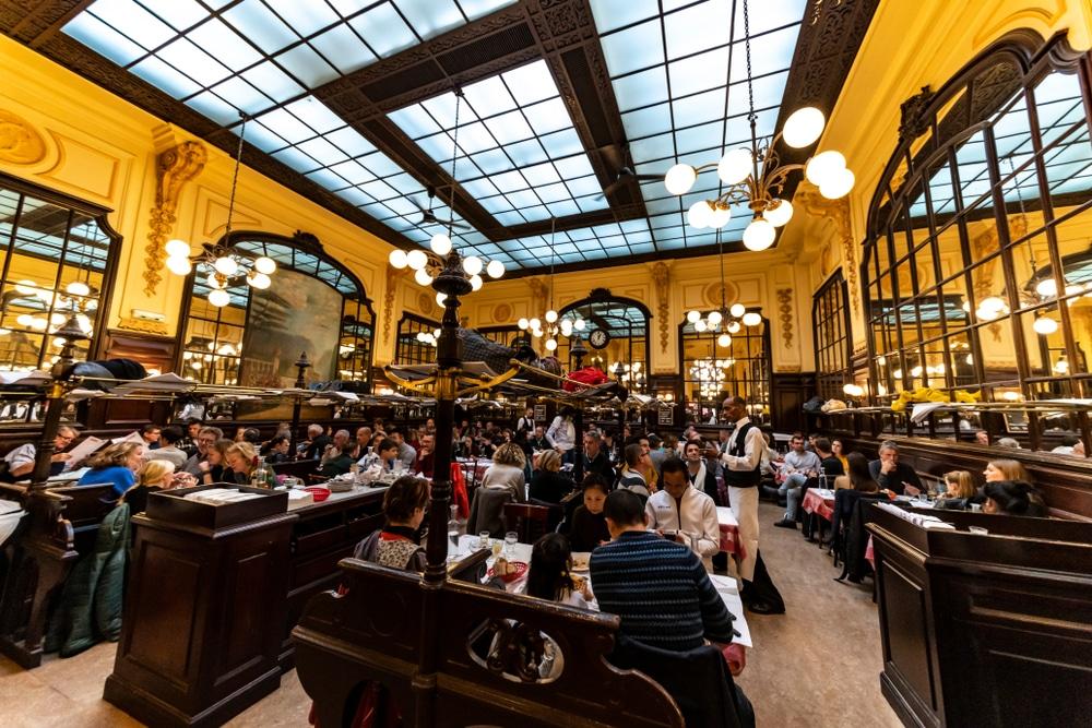 Bouillon Chartier - Le restaurant