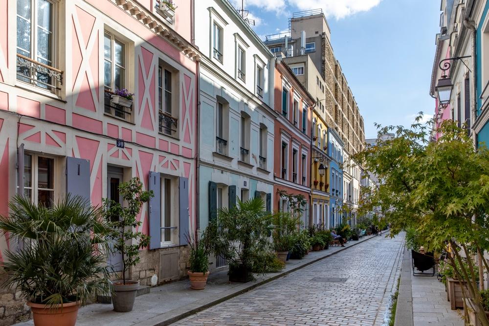 Rue Crémieux - Champs-Élysées