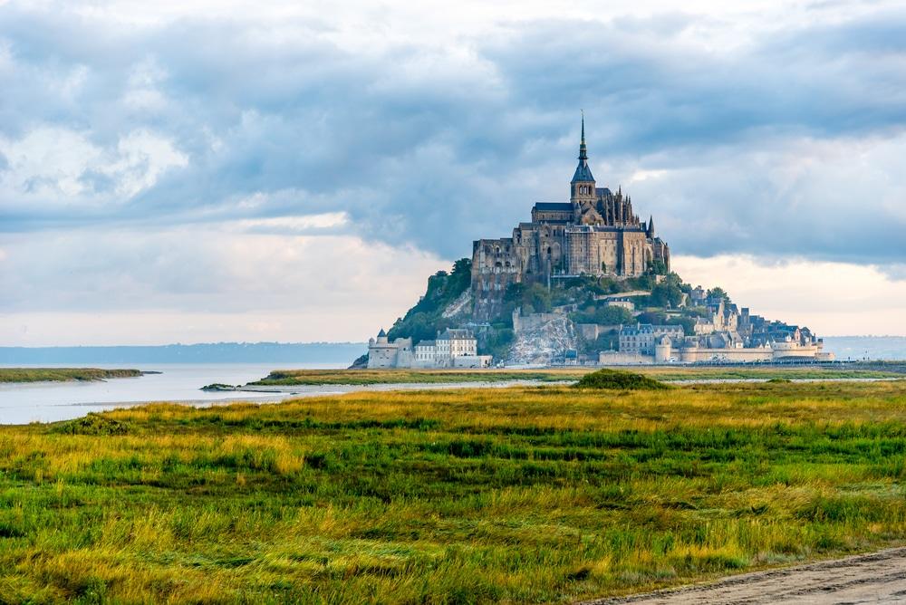 Aller au Mont-Saint-Michel