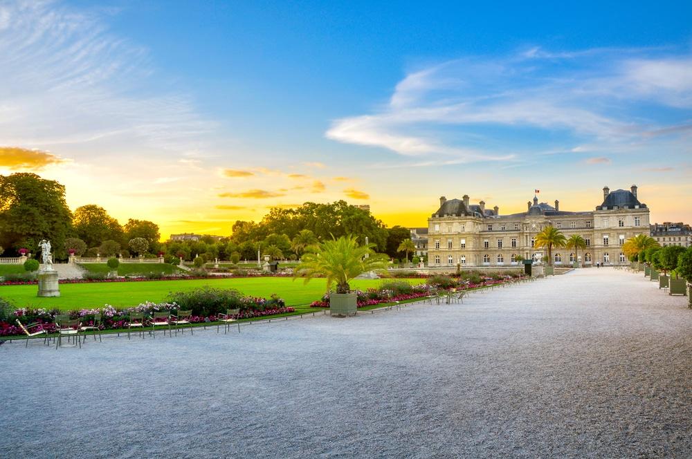 Le château de Versailles dans toute sa splendeur