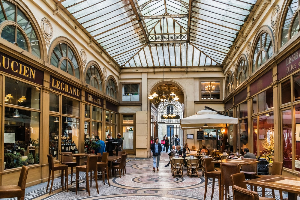 Galerie Vivienne - Domaine National du Palais-Royal