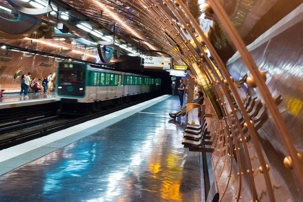 Transport rapide - Transport ferroviaire