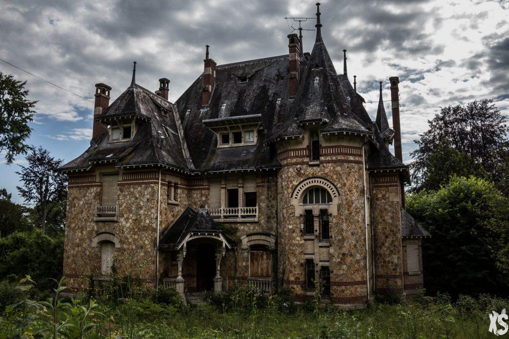 Exploration Urbaine - Maison hantée
