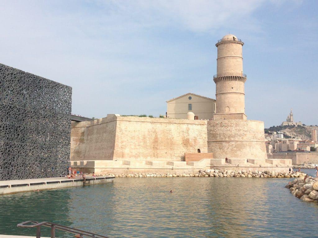 Se balader sur le Vieux-Port