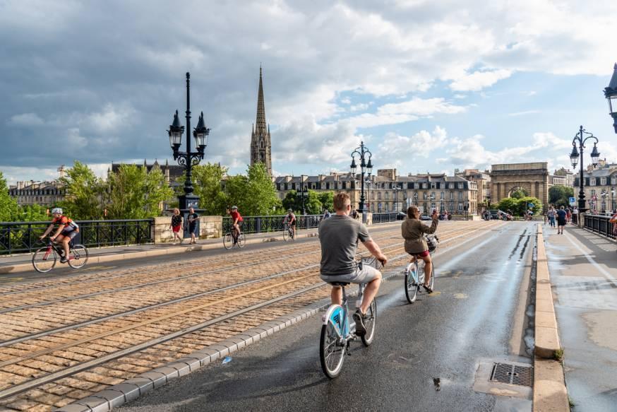 Bordeaux, ville dynamique et chaleureuse